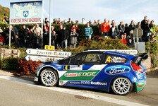 WRC - Latvala: Bisher bester Tag auf Asphalt