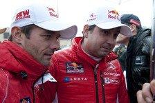 WRC - Loeb: Titel oberste Priorität
