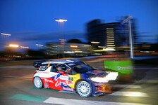 WRC - Latvala gewinnt Superspecial, Loeb führt