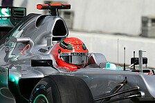 Formel 1 - Schumacher: Ich gehe es nicht locker an