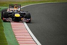 Formel 1 - Vettel mag Suzuka und die Fans