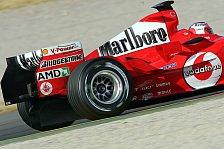Formel 1 - Ferrari: Motorenprobleme oder großer Bluff?