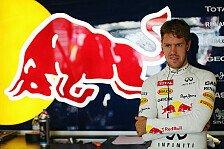 Formel 1 - Horner: Vettel stärker als jemals zuvor