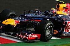 Formel 1 - Webber hofft auf Trendwende