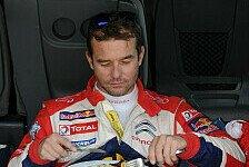 Formel 1 - Loeb nennt Schumacher scherzhaft einen Nachmacher
