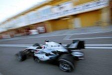 Formel 1 - Testing Time, Tag 3: Räikkönen führt McLaren-Doppelspitze an