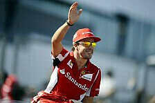Formel 1 - De la Rosa: Alonso wäre der richtige Weltmeister