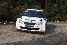 WRC - VW-Piloten mit starkem Auftritt in Frankreich