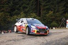 WRC - Hirvonen freut sich über Teamtitel