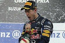 Formel 1 - Vettel: Sieg im Traumauto