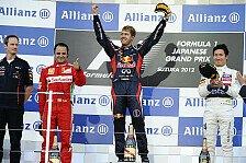 Formel 1 - Sebastian Vettel
