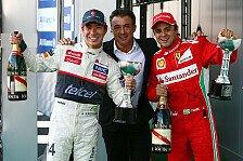 Formel 1 - Alesi gibt endgültiges Karriereende bekannt