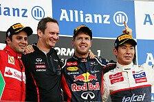 Formel 1 - Japan GP: 7 Antworten zum Rennen