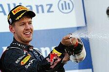 Formel 1 - Vettel: Es lief wie am Schnürchen