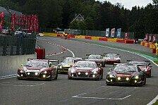 Blancpain GT Serien - Video - Spa: Die Highlights der 24 Stunden 2012