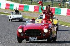 Formel 1 - Montezemolo: WM liegt noch in Ferraris Händen