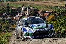 WRC - Latvala gelang Durchbruch auf Asphalt