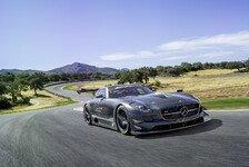 Mehr Sportwagen - Video - SLS AMG GT3 Anniversary lässt's krachen