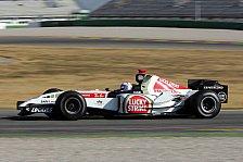 Formel 1 - Sauber: Kommt Anthony Davidson für Jacques Villeneuve?
