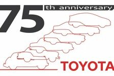 Auto - Toyota feiert 75. Geburtstag