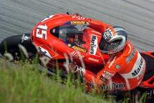 MotoGP - Sepang, Tag 3: Ducati bleibt an der Spitze