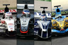 Formel 1 - Die Ferrari-Jäger 2005