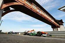 Formel 1 - Bianchi schielt bei Force India auf Stammcockpit