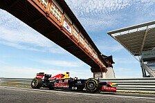 Formel 1 - Vettel: Vorsicht vor den schnellen McLarens