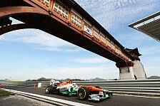 Formel 1 - Di Resta: Wir müssen über Nacht zulegen