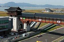 Formel 1 - Korea GP mit massivem Verlust