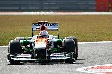 Formel 1 - Force India: Punkte beim Heimrennen Pflicht