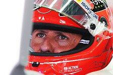 Formel 1 - F1-Abschied: Schumacher quetscht alles heraus