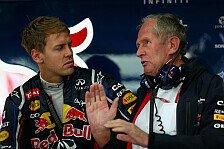 Formel 1 - Marko: Lob für Vettel, Kritik an Webber