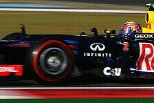 Formel 1 - Pirelli: Die Mischungen für die letzten 3 Rennen