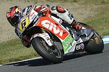 MotoGP - Bradl: Noch immer Probleme