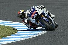 MotoGP - Lorenzo schnappt Pedrosa Motegi-Pole weg