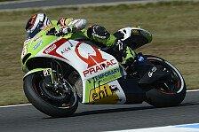 MotoGP - Barbera kommt mit vielen Daten