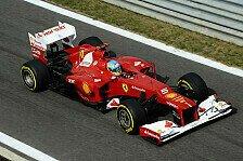 Formel 1 - Alonso: Titelkampf ausgeglichen