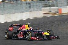 Formel 1 - Horner will Schwung ins Rennen mitnehmen
