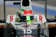 Formel 1 - Perez: Fokus ist da
