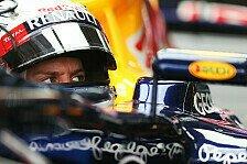 Formel 1 - Vettel nimmt P2 auf die eigene Kappe