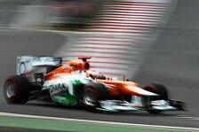 Formel 1 - Di Resta: Kein Bekenntnis zu Force India