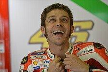 MotoGP - Brad Pitt: Rossi ist ein Idol