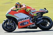 MotoGP - Rossi: Das ist unser Potential