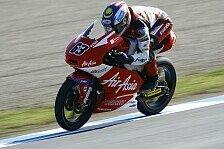 Moto3 - Khairuddin holt zuhause erste Moto3-Pole