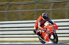 Moto3 - Folger beginnt mit Bestzeit in Malaysia