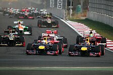 Formel 1 - Red Bull ohne offizielle Teamorder