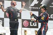 Formel 1 - Bilder: Best of: Adrian Newey
