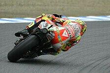 MotoGP - Rossi: Wintertests nicht wirklich gut