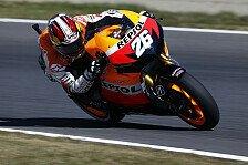 MotoGP - Pedrosa kämpfte mit der Rad-Balance